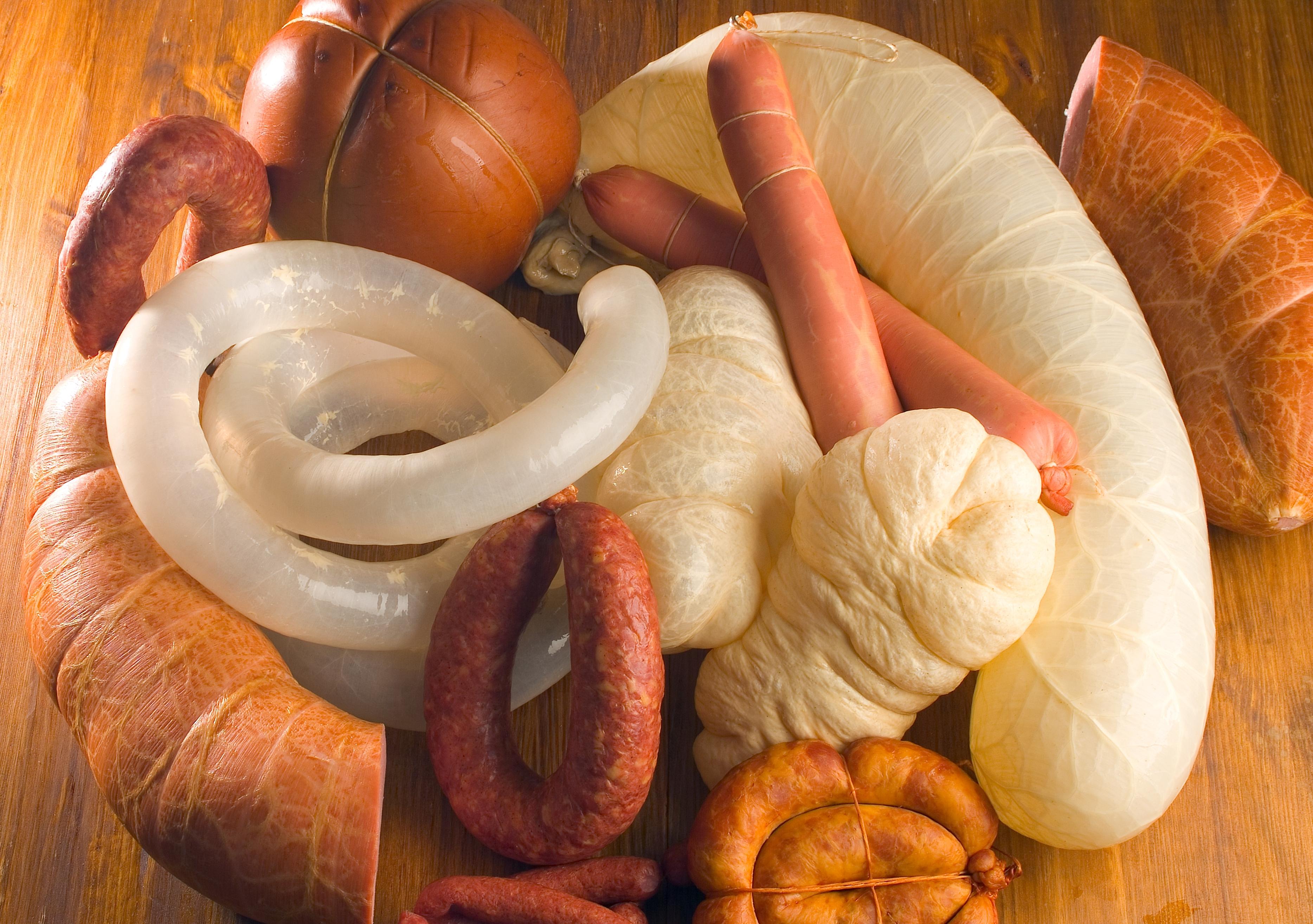 Оболочка для колбасы своими руками